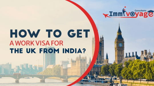 work visa for the UK from India