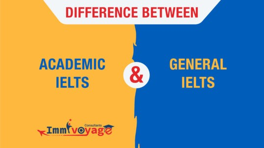 DIFFERENCE BETWEEN ACADEMIC AND GENERAL IELTS