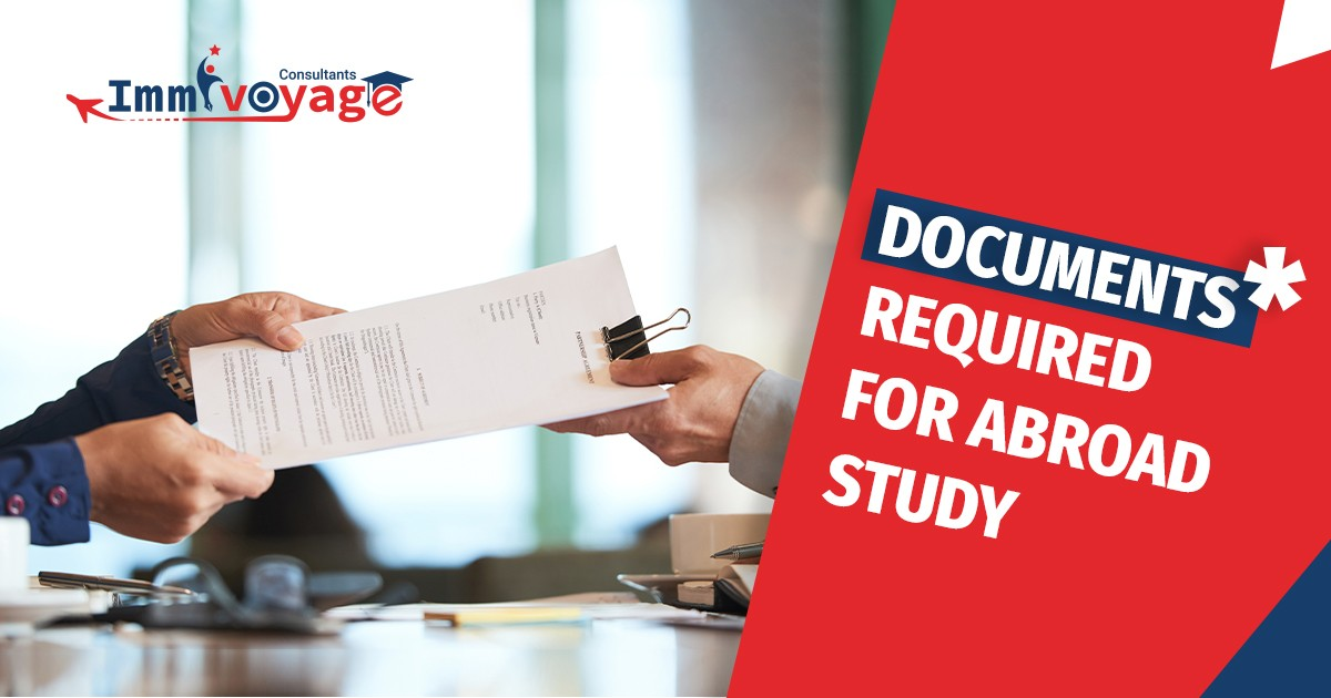 Having the documents required for abroad study in advance is an essential aspect of making your study abroad journey successful.