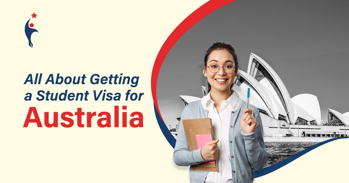 All About Getting a Student study Visa for Australia