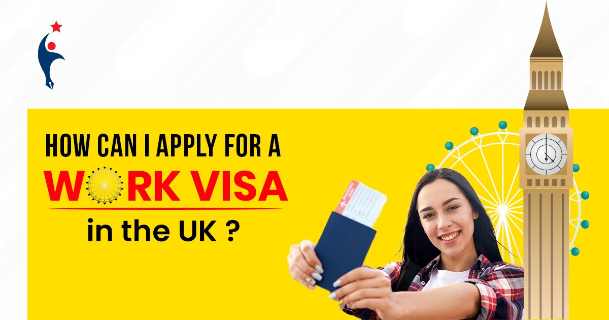 HOW CAN I APPLY FOR A WORK VISA IN THE U.K.?